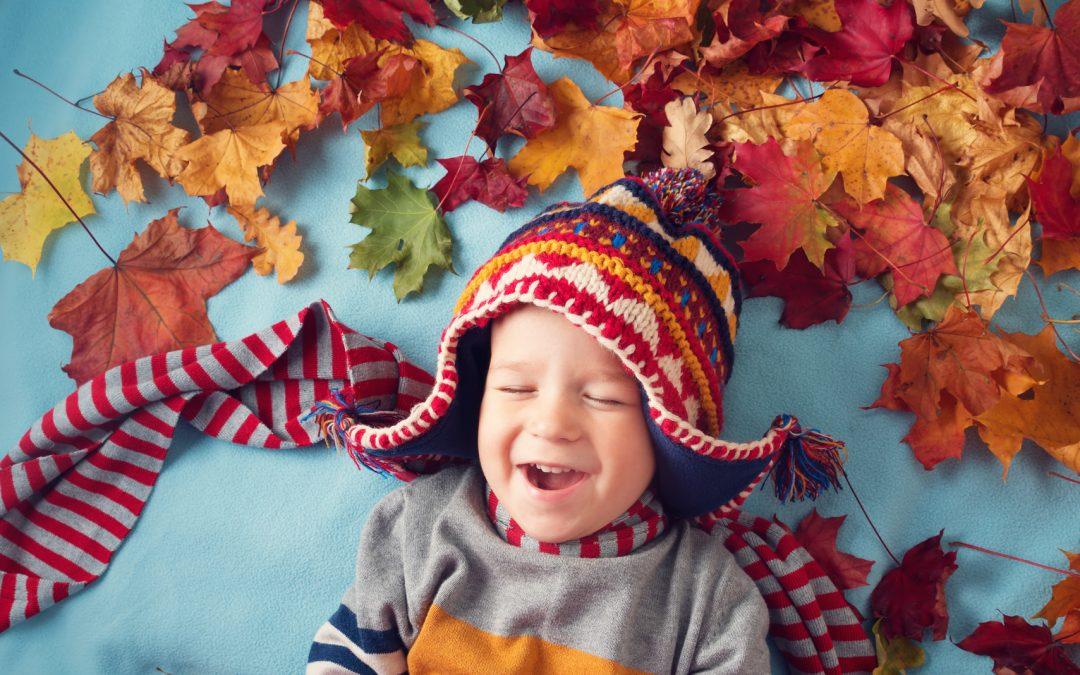 Jesień też może być fajna